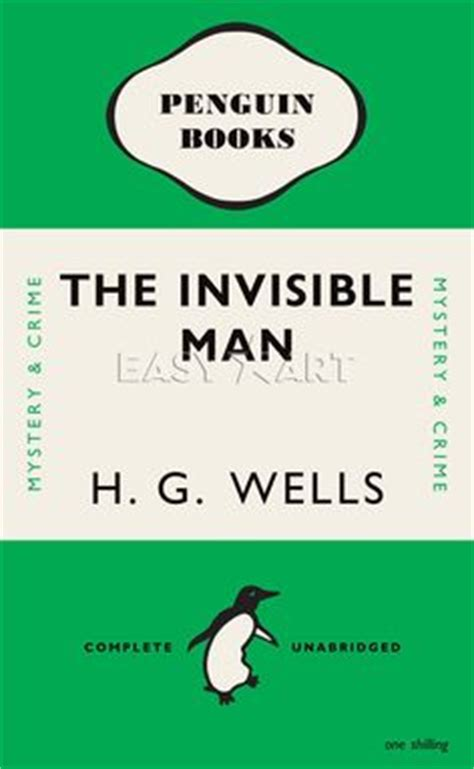 Review: The Invisible Man by H G Wells Bibliofreaknet